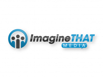Imagine That Media logo design winner