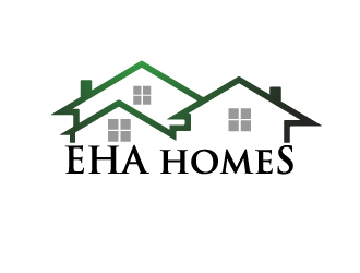 Eha homes llc logo design for Concept homes llc