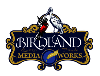 Birdland Media Works logo design