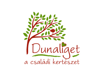 Dunaliget logo design