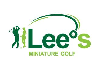 Lees Miniature Golf Logo Design 48hourslogo Com