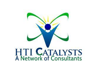 home training institute logo design 48hourslogocom