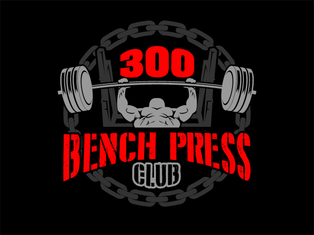 Charming 400 Lb Bench Press Club Part - 4: Bench Press Club Logo Design Concepts #55