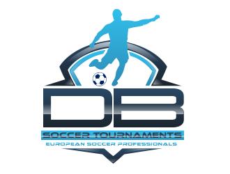 DB Soccer Tournaments logo design winner