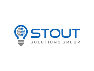 Stout Solutions Group logo design