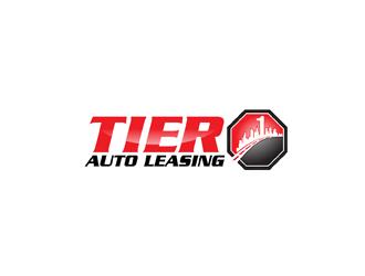 Tier 1 Auto Leasing Logo Design 48hourslogo Com