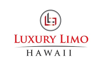 Luxury Limo Hawaii logo design