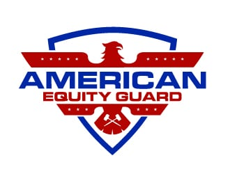 American Equity Guard logo design