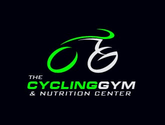 The Cycling Gym & Nutrition Center logo design winner
