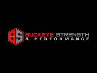 Buckeye Strength & Performance logo design winner