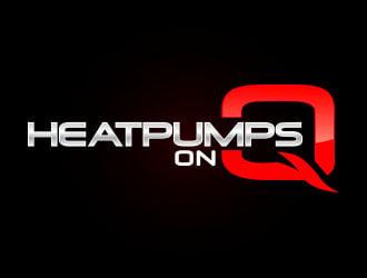 Heatpumps on Q logo design winner