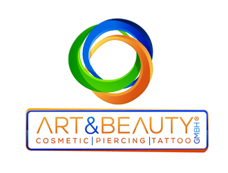Art&Beauty GmbH logo design