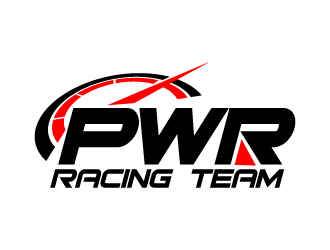 pwr racing team logo design 48hourslogocom