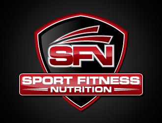 Sport Fitness logo design