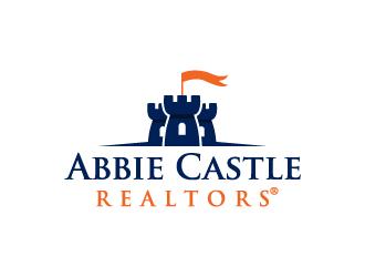 Abbie Castle Realtors logo design