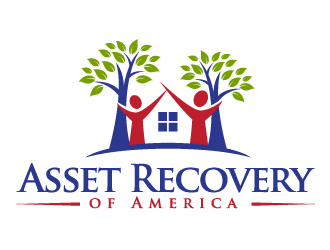 Asset Recovery of America logo design