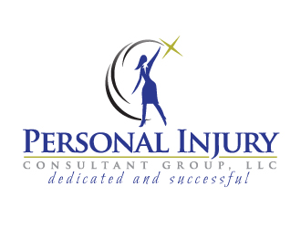 Personal Injury Consultant Group, LLC logo design