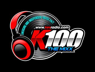 KES Music & Video Distribution / National Marketing logo design