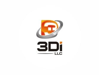 3Di,LLC logo design