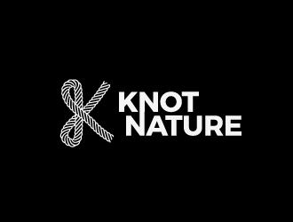 KnotNature logo design