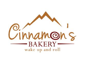Cinnamon's logo design