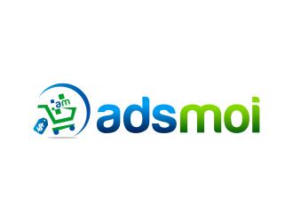 Adsmoi logo design