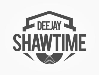DJ SHAWTIME logo design