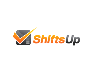 Shifts Up logo design