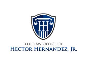 The Law Office of Hector Hernandez, Jr. logo design