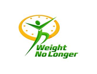 Weight No Longer logo design