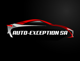 AUTO-EXCEPTION SA logo design
