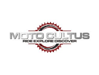 Moto Cultus logo design