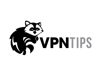 VPN Tips logo design