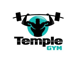 Gym logo design