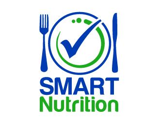 SMART Nutrition logo design