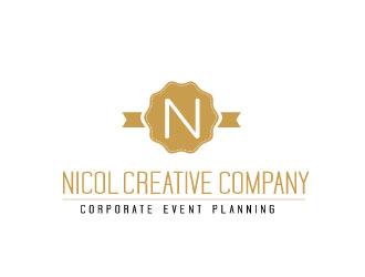 Nicol Creative Company, Inc. logo design