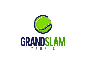 grand slam tennis logo design 48hourslogo com rh 48hourslogo com table tennis logo designs tennis logo design coreldraw