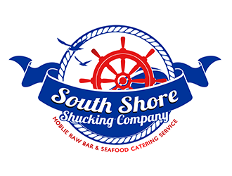 South Shore Shucking Company Logo Design 48hourslogo Com