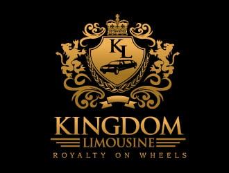 Kingdom Limousine logo design