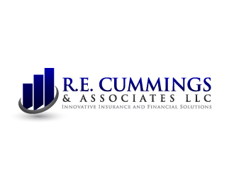 R.E. CUMMINGS & ASSOCIATES LLC logo design