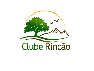 Clube Rincão logo design