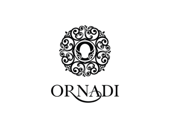 Ornadi logo design