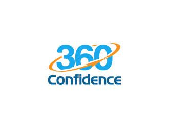 360 confidence logo design 48hourslogocom