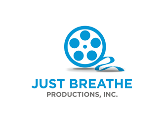 Just Breathe Productions, Inc. logo design