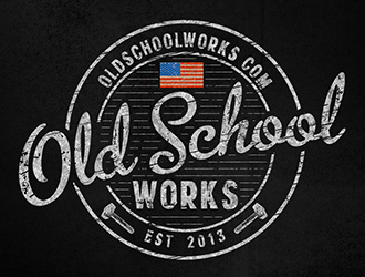 Old school logos designs