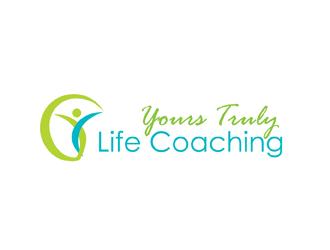 yours truly life coaching logo design 48hourslogocom