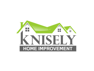 Knisely Home Improvement Logo Design Concepts #48