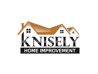 Knisely Home Improvement Logo Design Concepts #50 Part 33