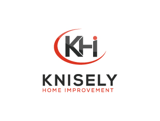 Knisely Home Improvement Logo Design Concepts #83 Part 69