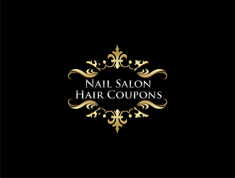 nail salon hair coupons logo design concepts 7 - Nail Salon Logo Design Ideas